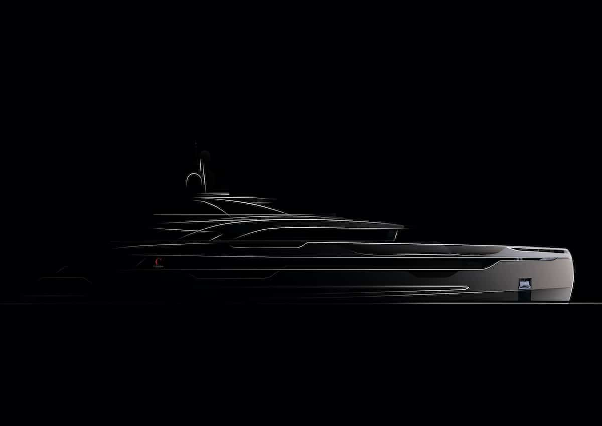 Columbus Custom 50-metre progetto lady