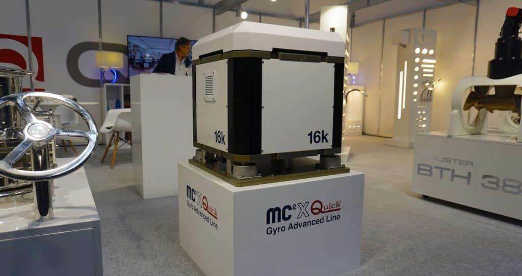 Quick-MC2X1