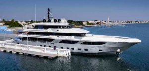 World's Largest Composite Production Yacht
