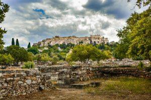 greece acropoli-Atene