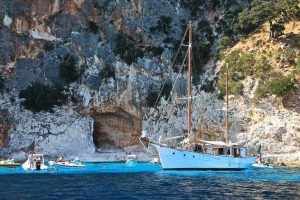 itinerari in barca sardegna golfo di orosei