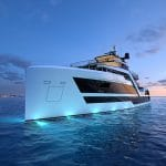superyachts vanguard hydro tech explorer