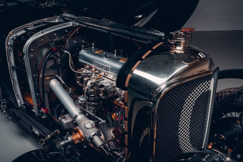 Bentley Blower 10