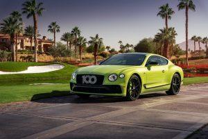 Bentley Pikes Peak Continental GT Rancho_Mirage