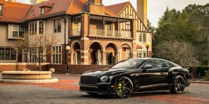 Bentley Pikes Peak Continental GT Troy
