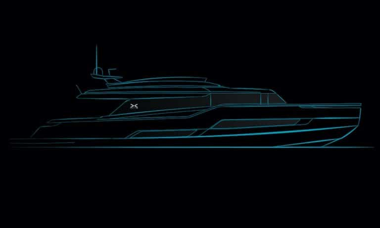 EXTRA X99 Extra Yachts