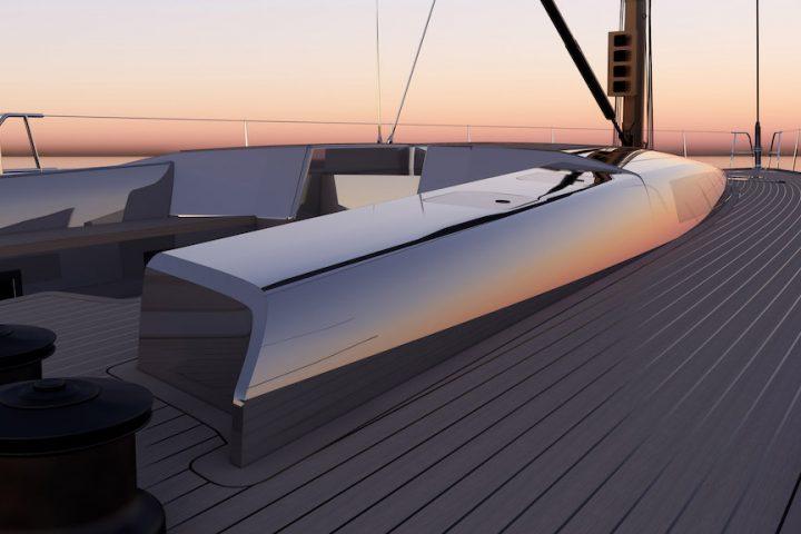 ICE 80 by Umberto Felci Yacht Design