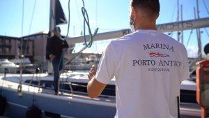 Marina Porto Antico Video