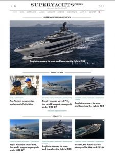 Superyachts News