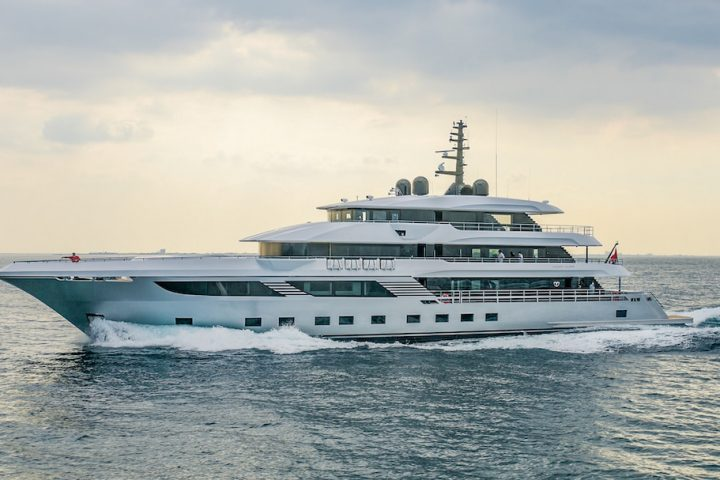 Majesty 175 prova in mare