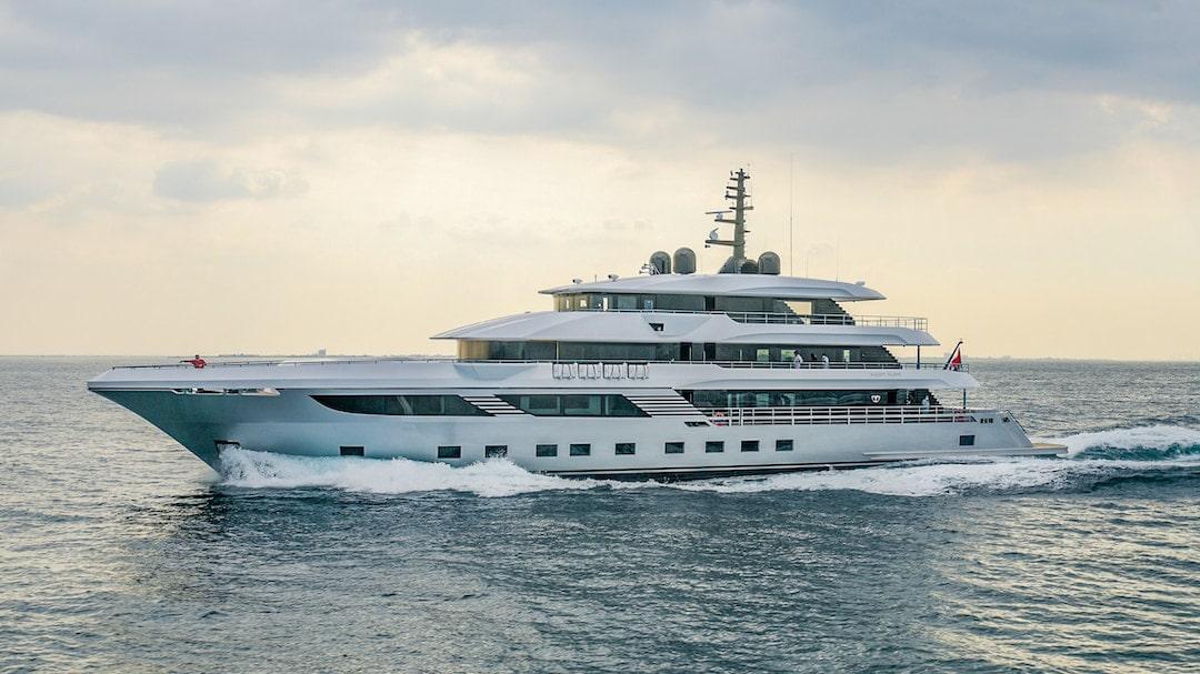 Majesty 175 sea trial