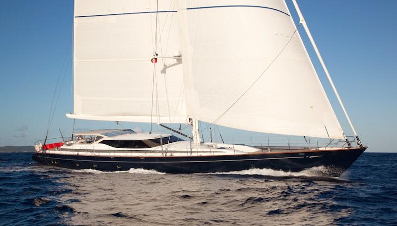 Thandeka - sailing
