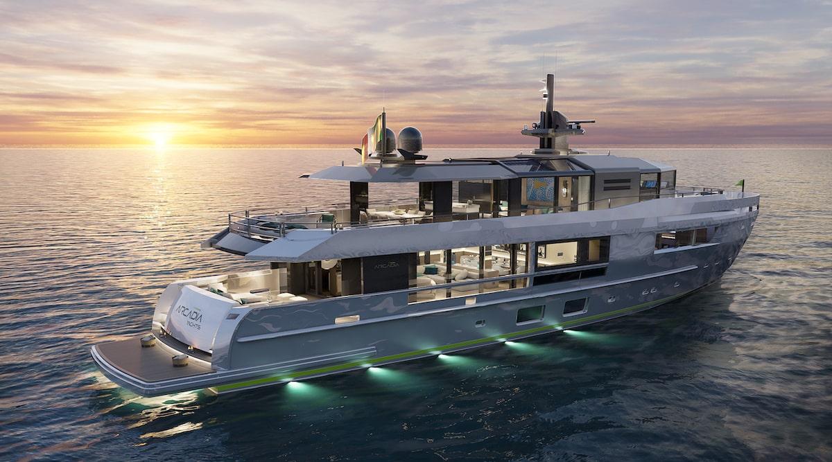 Arcadia A115 - Arcadia Yachts