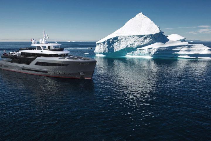 Bering Yachts B145