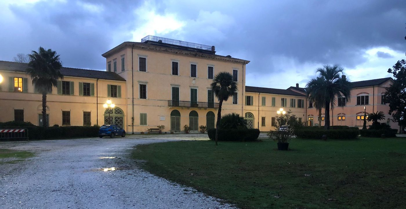 Фонд Isyl на Villa Borbone