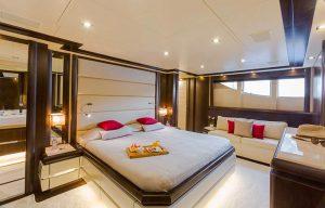 Navetta 30 vip cabin