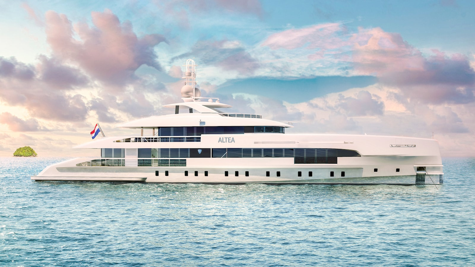 Heesen Project Altea