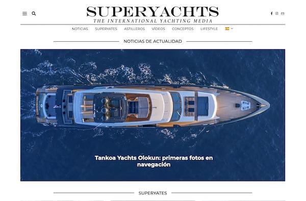 Superyachts revista Superyates 2