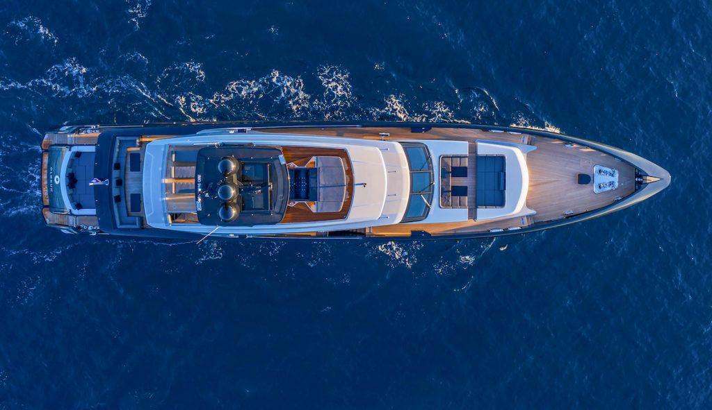 Tankoa Yachts Olokun