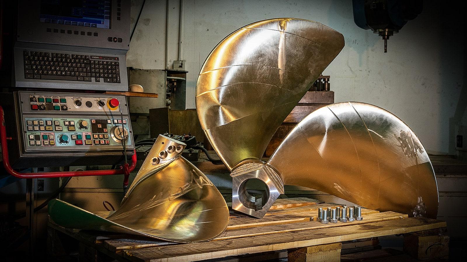 detra custom propeller