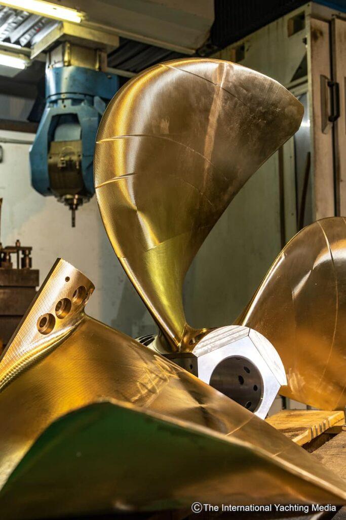 detra custom propellers elica-in-bronzo