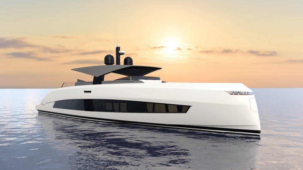 Senses 07 Custom Yachts