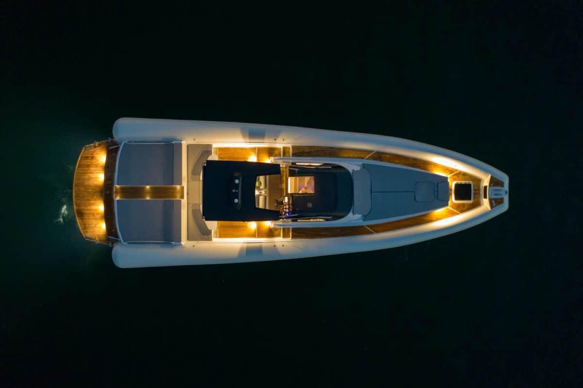 Magazzù MX-13 Gran Coupè Illuminazione notturna