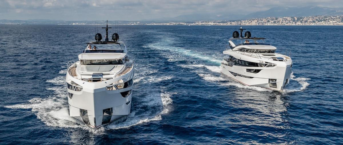 Dominator Yachts farfalla marine