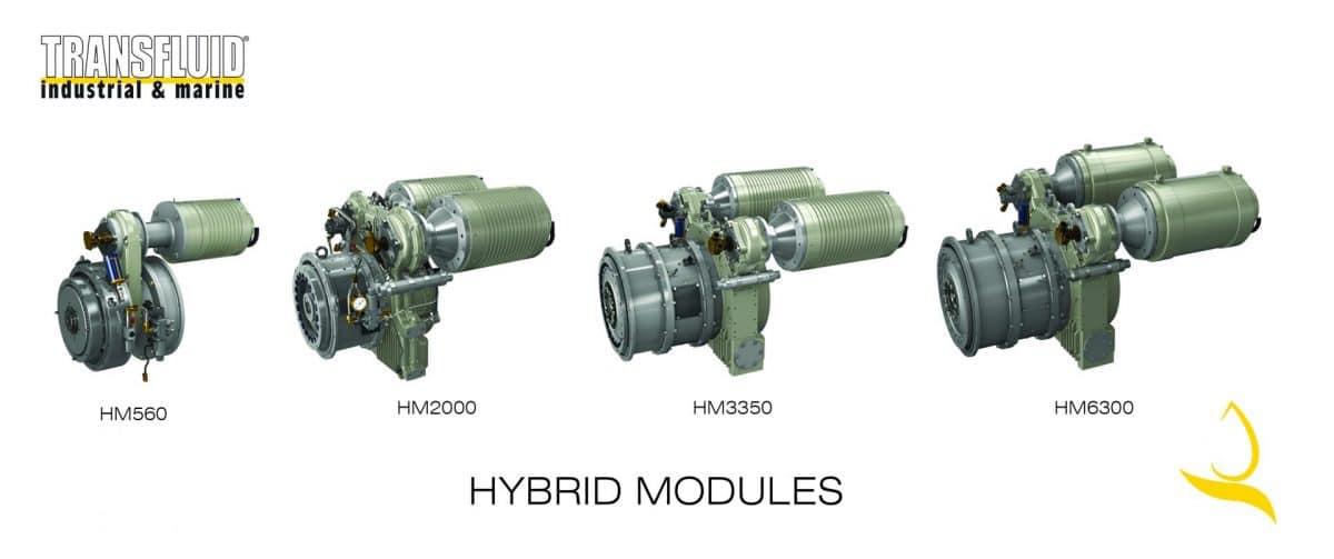 moduli ibridi