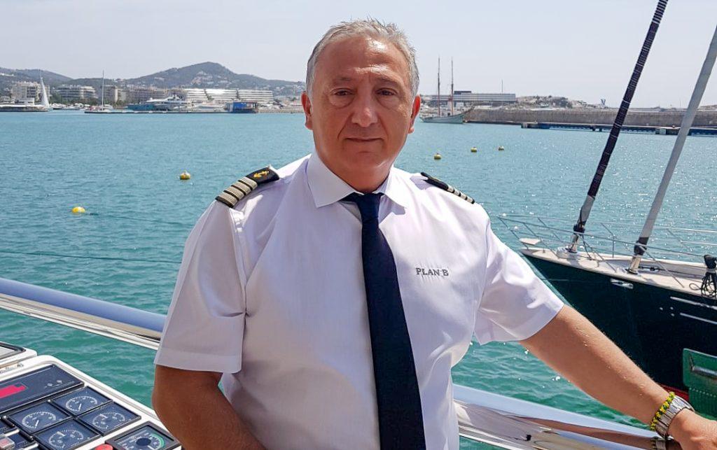 Comandante Gino Battaglia