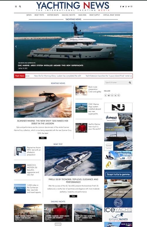 YachtingNews.com-website