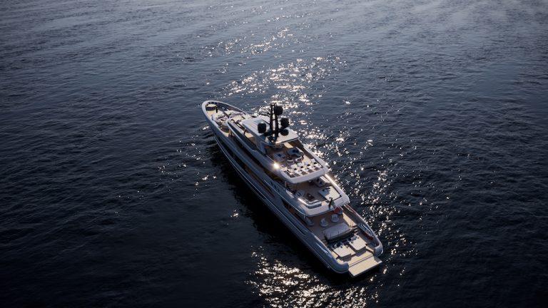 Baglietto T52 yacht
