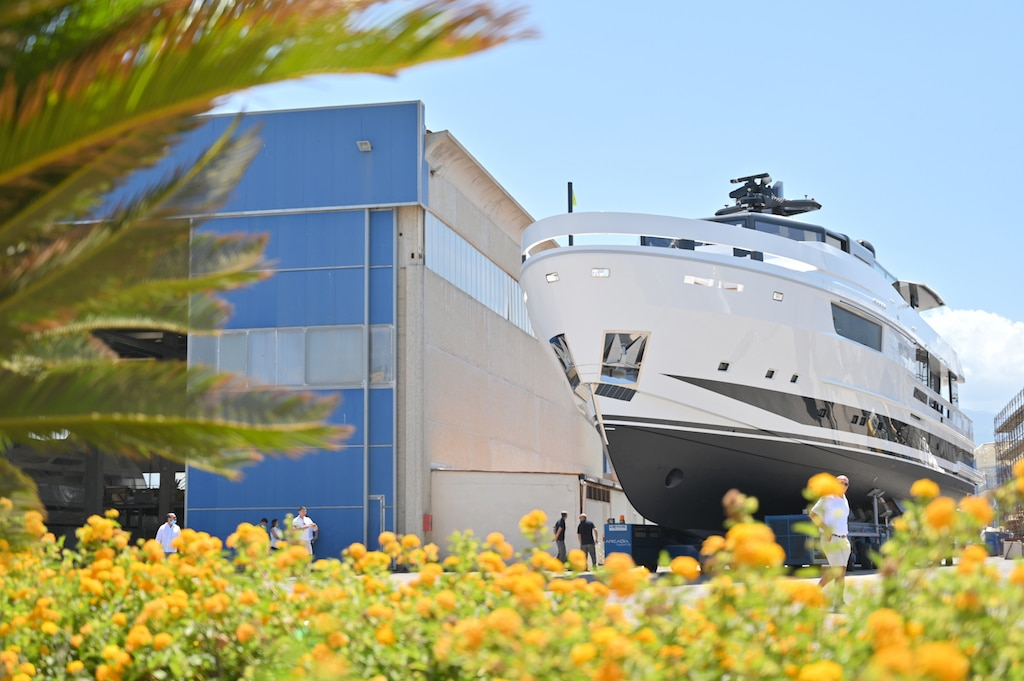 Arcadia yachts