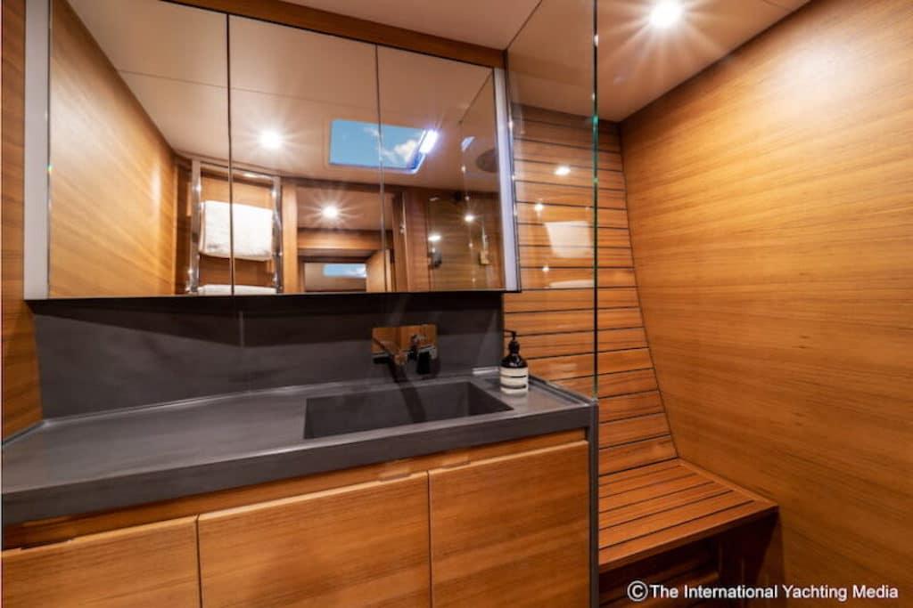 cucina yacht