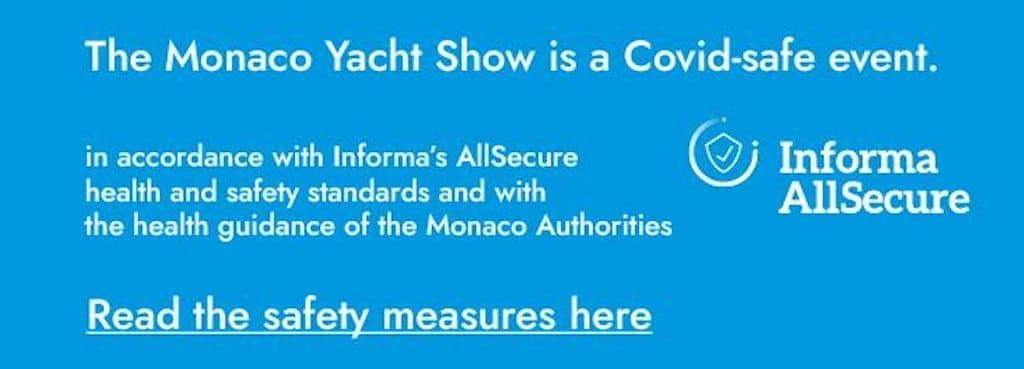 Monaco yacht show health